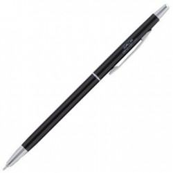 OHTO Slim Line Ballpoint Pen 0.3mm - Black