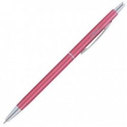 OHTO Slim Line Ballpoint Pen 0.3mm - Pink