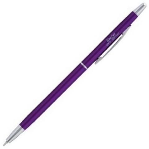 OHTO Slim Line Ballpoint Pen 0.3mm - Purple