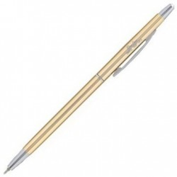 OHTO Slim Line Ballpoint Pen 0.3mm - Gold