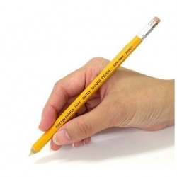 OHTO Wooden Mechanical Pen Regular 0.5mm - Yellow
