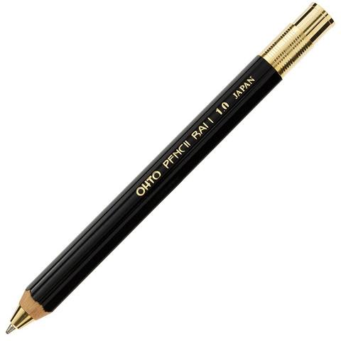 OHTO Pencil Ball 1.0mm - Black