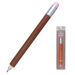 OHTO Wooden Mechanical Pen 2.0mm - Maruta Brown