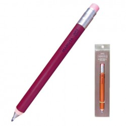 OHTO Wooden Mechanical Pen 2.0mm - Maruta Red