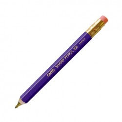 OHTO Wooden Mechanical Pen Thick - Blue