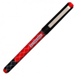 OHTO Fude Ball Liquid Ink Rollerball Pen 1.5mm - Red