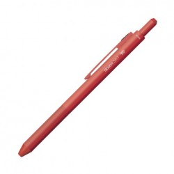 OHTO Bloom 3 in 1 Multi Function Pen - Red