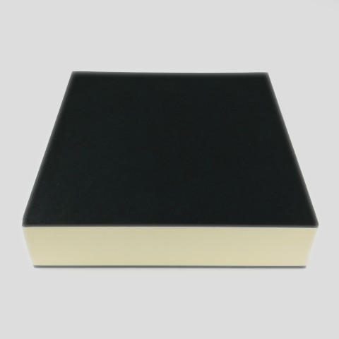 Mill-Feuille Of Paper Note Block - Black
