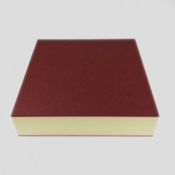 Mill-Feuille Of Paper Note Block - Mulberry