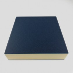Mill-Feuille Of Paper Note Block - Indigo