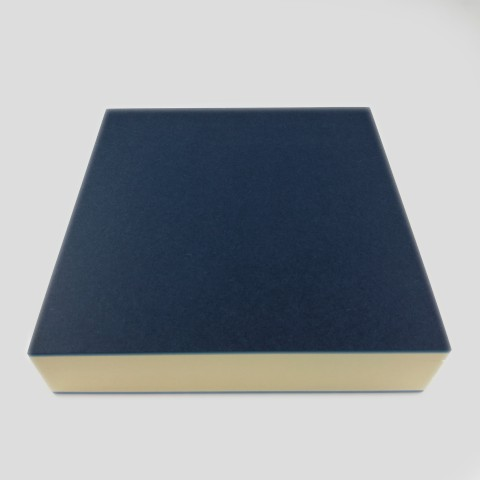 Mill-Feuille Of Paper Note Block - Indigo