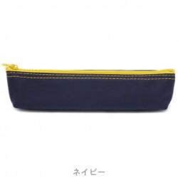 SLIP-ON - Canvas Pen Case - Navy