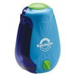 Sonic Pencil Sharpener Rachetta - Blue