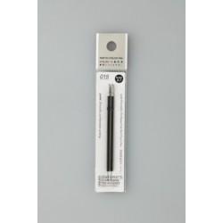 Stalogy Ballpoint Pen - Low-Viscosity Oil-Based Ink Refills 2P