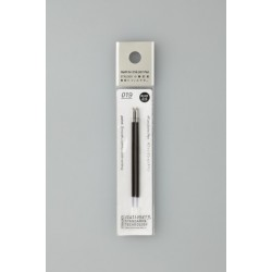 Stalogy Multi Pen - 4 Functions Pen Refills 0.5 mm Black 2P