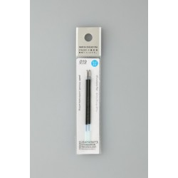 Stalogy Multi Pen - 4 Functions Pen Refills 0.5 mm Blue 2P