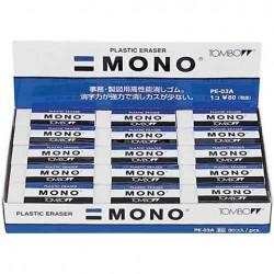 Tombow Mono Erasers - Mono L2X W3/4 Inch