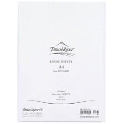 Tomoe River Loose Sheets - A4 Dot Grid 5mm White