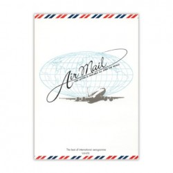 Uzumaki Air Mail - Letter Pad Line 50 Sheets
