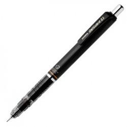 Zebra Delguard Mechanical Pencil 0.5mm - Black