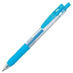 ZEBRA - Sarasa Clip Gel Pen - 0.4 mm - Light Blue