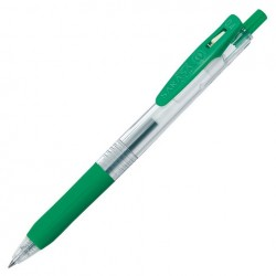 ZEBRA - Sarasa Clip Gel Pen - 0.4 mm - Green