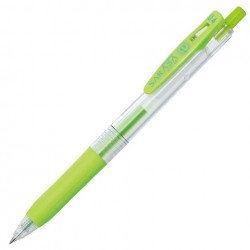 ZEBRA - Sarasa Clip Gel Pen - 0.4 mm - Light Green