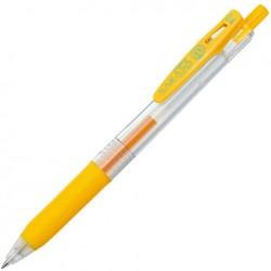 ZEBRA - Sarasa Clip Gel Pen - 0.4 mm - Yellow
