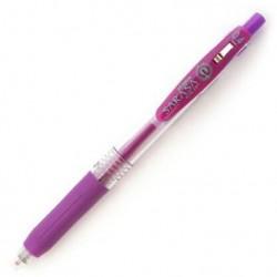 ZEBRA - Sarasa Clip Gel Pen - 0.4 mm - Purple