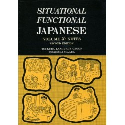 SITUATIONAL FUNCTIONAL JAPANESE (3) NOTES