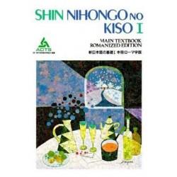 SHIN NIHONGO NO KISO (1) ROMAN CHARACTER