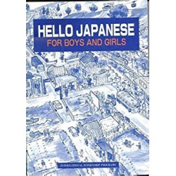 HELLO JAPANESE FOR BOYS & GIRLS