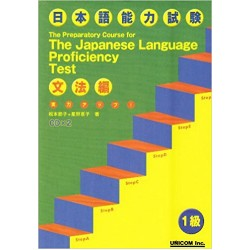 JITSURYOKU UP NIHONGO NORYOKU SHIKEN/ LEVEL 1 GRAMMAR W/CD